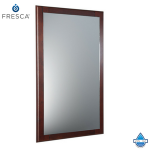 "Fresca Oxford 20"" Mirror"
