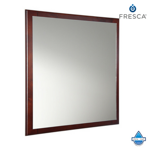 "Fresca Oxford 32"" Mirror"