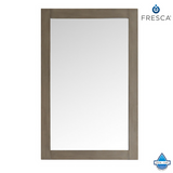 "Fresca Greenwich 20"" Antique Traditional Bathroom Mirror"