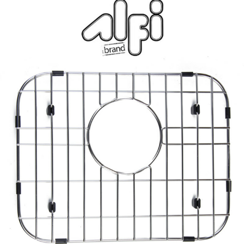 Alfi Brand GR4019S Small Stainless Steel Sink Grid for AB4019