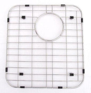 Alfi Brand GR512L / GR512R Stainless Steel Sink Grid for Left / Right Bowl of AB512 & AB5123 - Zen Tap Sinks - 1