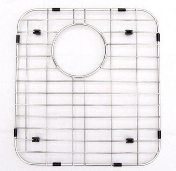 Alfi Brand GR512L / GR512R Stainless Steel Sink Grid for Left / Right Bowl of AB512 & AB5123 - Zen Tap Sinks - 2