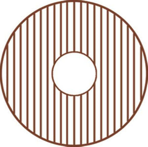 Buy Whitehaus GRC1818 Copper Sink Grid for WH1818COPR - Zen Tap Sinks