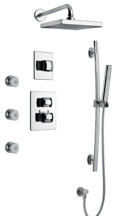 Latoscana Lady Thermostatic Valve With 3/4