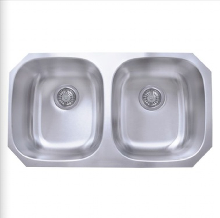 Buy Online Kitchen Undermount Stainless Steel Sink - Zen Tap Sinks - 1