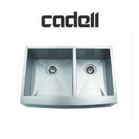 Buy Cadell Double Bowl Apron Sink