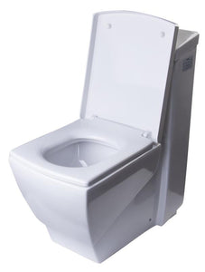 BUY EAGO TB336 Modern One Piece High Efficiency Low Flush Eco Friendly Toilet - Zen Tap Sinks - 2