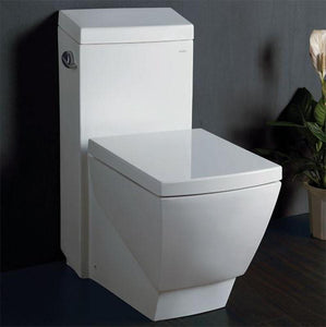 BUY EAGO TB336 Modern One Piece High Efficiency Low Flush Eco Friendly Toilet - Zen Tap Sinks - 7