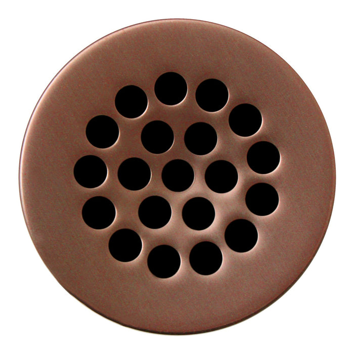 Whitehaus WH735 1½ Inch Grid Drain with No Overflow