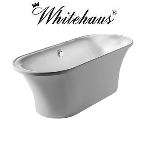 buy online whitehaus whbl175bath bathhaus oval double