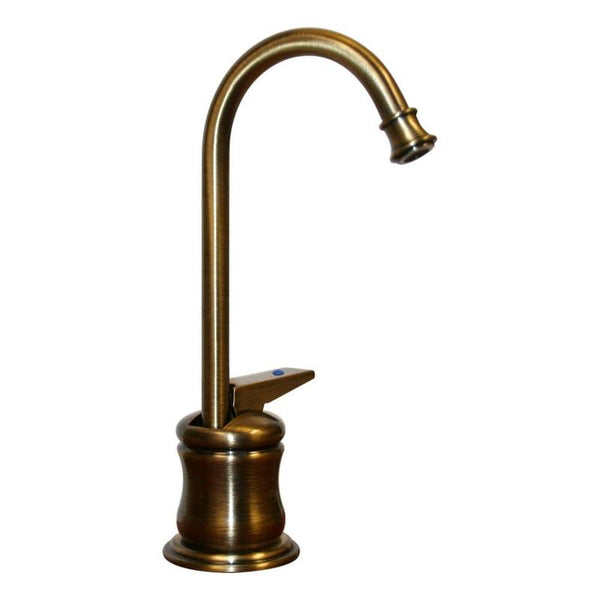 Buy Online Whitehaus WHFH3-C55 Brass Deck Mount Kitchen Drinking Water Dispenser - Zen Tap Sinks - 1