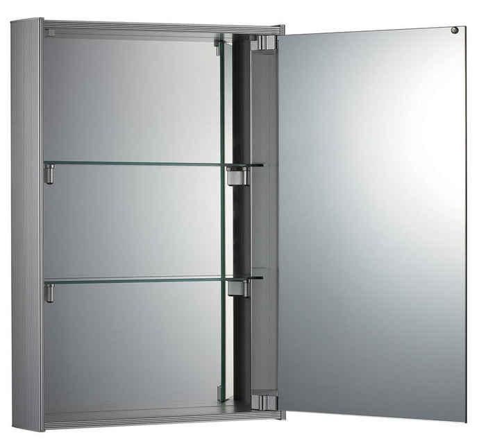 Whitehaus WHKEM-23 Medicine Cabinet with Double Faced Mirrored Doors