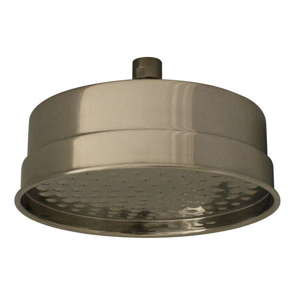 Whitehaus WHOSA29-8 141 Hole Round 8'' Bathroom Lavatory Rain Shower Head