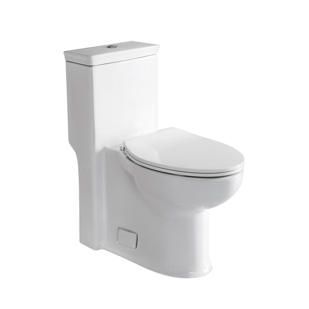 Smarthaus Deodorizing One-piece Toilet