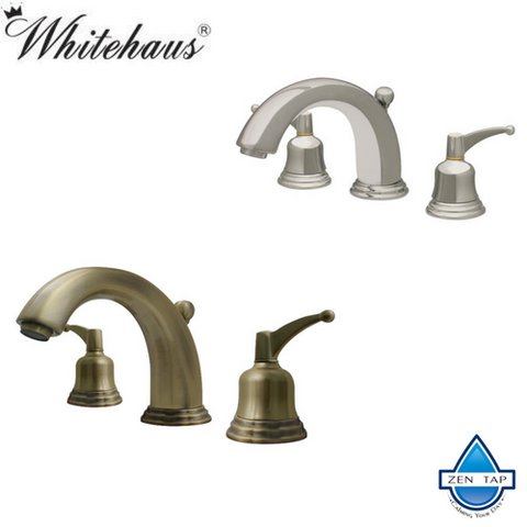 Whitehaus Widespread Lavatory Faucet