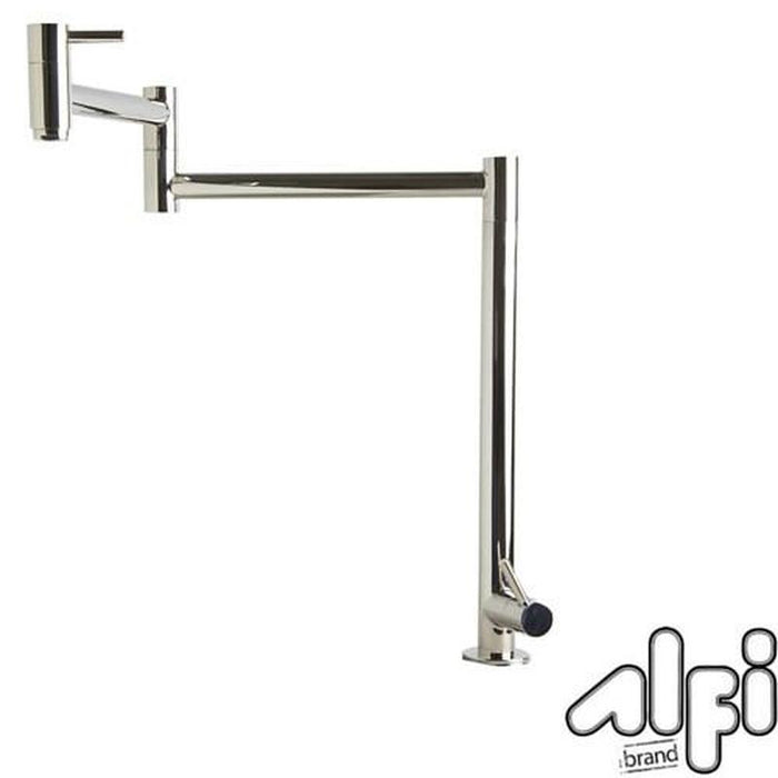 Alfi Brand AB5018 - Stainless Steel Retractable Pot Filler Faucet