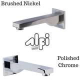 Alfi Brand AB9201 Wallmounted Tub Filler Bathroom Spout Polished / Brushed