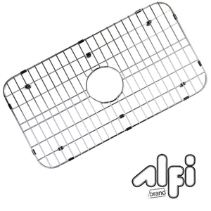 Alfi Brand ABGR3018 Stainless Steel Sink Grid for AB3018 & AB3018DECO