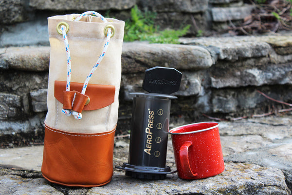 AeroCase: The Ultimate AeroPress Travel Bag