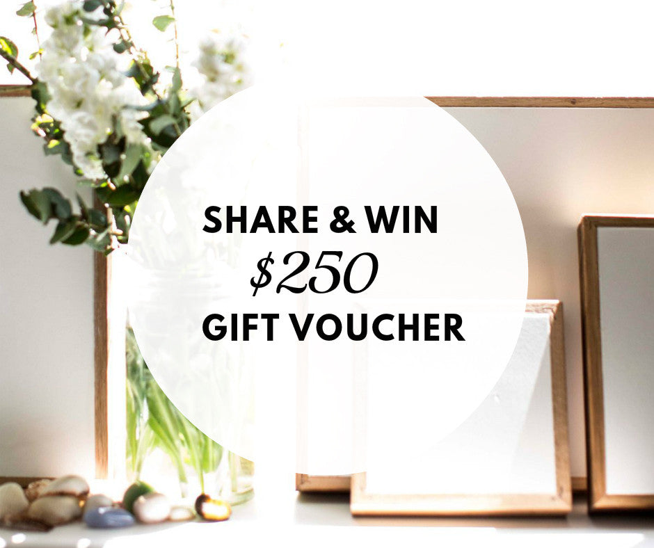 IMOGEN STONE Share and Win