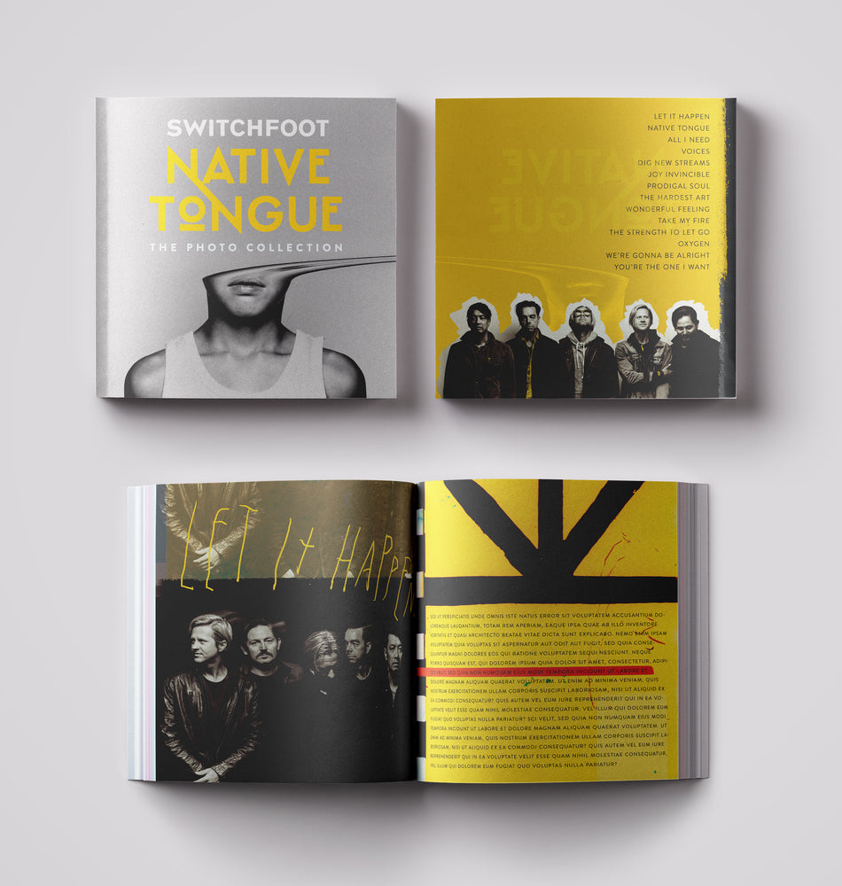 Native Tongue Album Collection – SWITCHFOOT MERCH