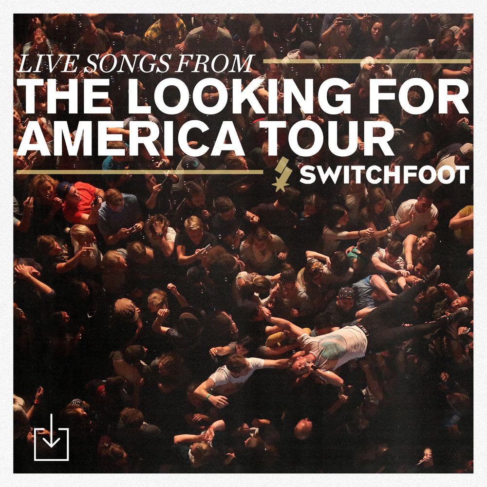 LIVE IN CHICAGO - THE LOOKING FOR AMERICA TOUR
