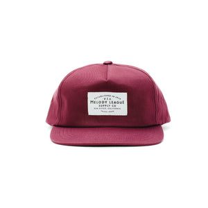 Melody League Patch Cap