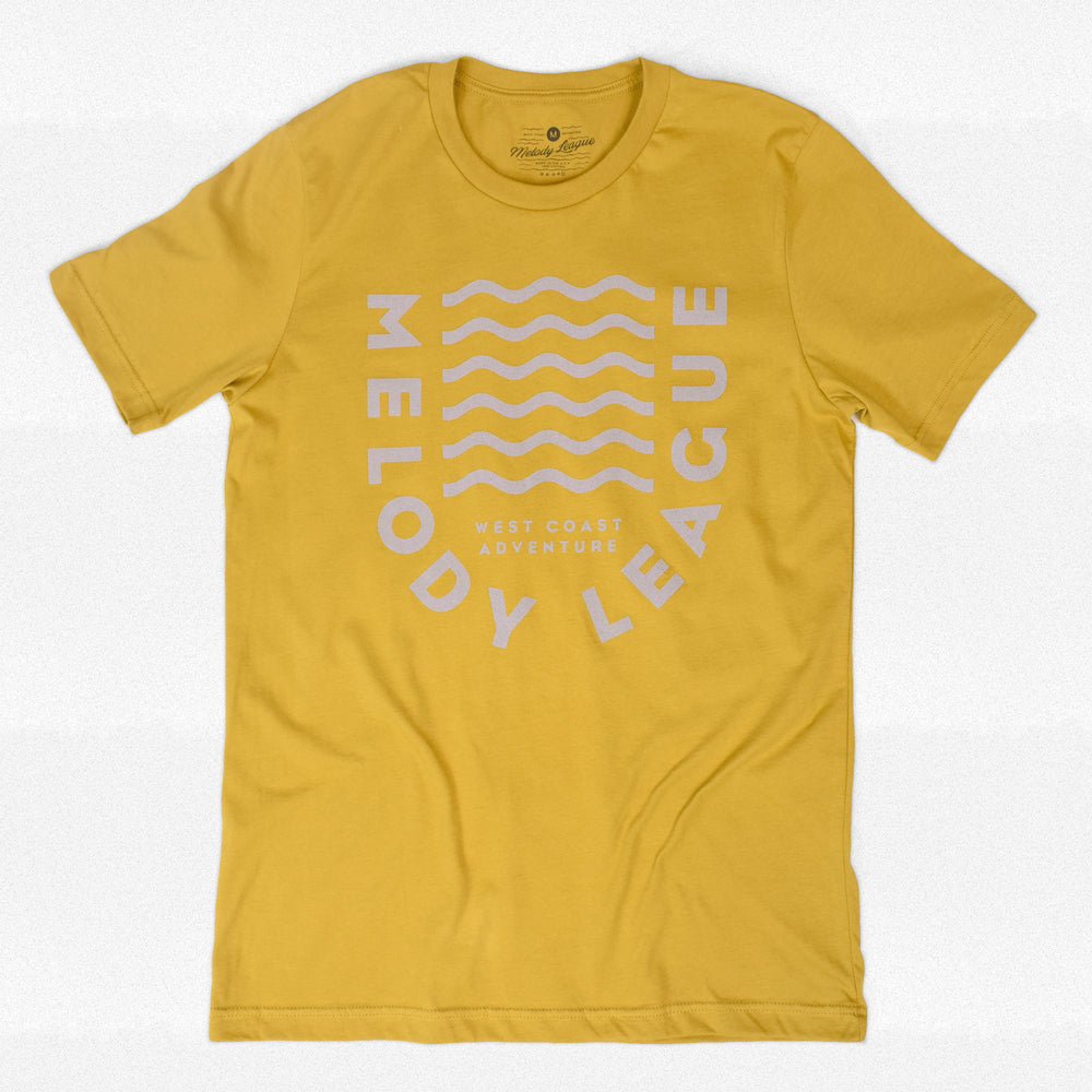 West Coast Adventure Tee