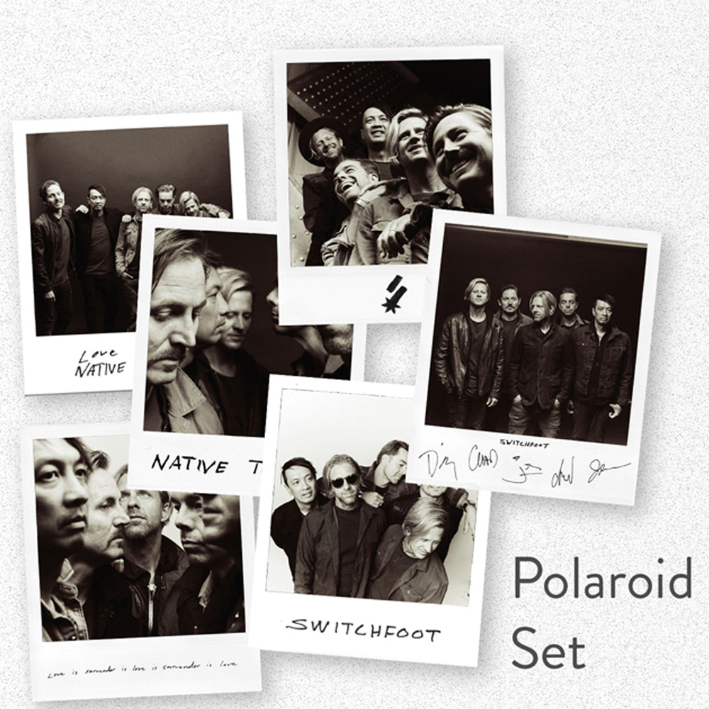 Native Tongue Switchfoot: Native Tongue Album Collection