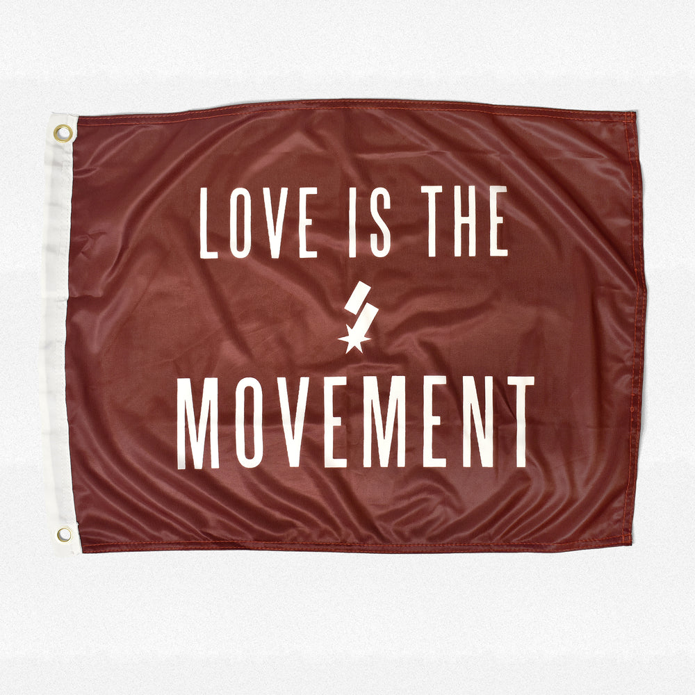 Love is the Movement Flag