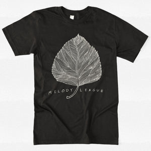 Melody League Leaf Black