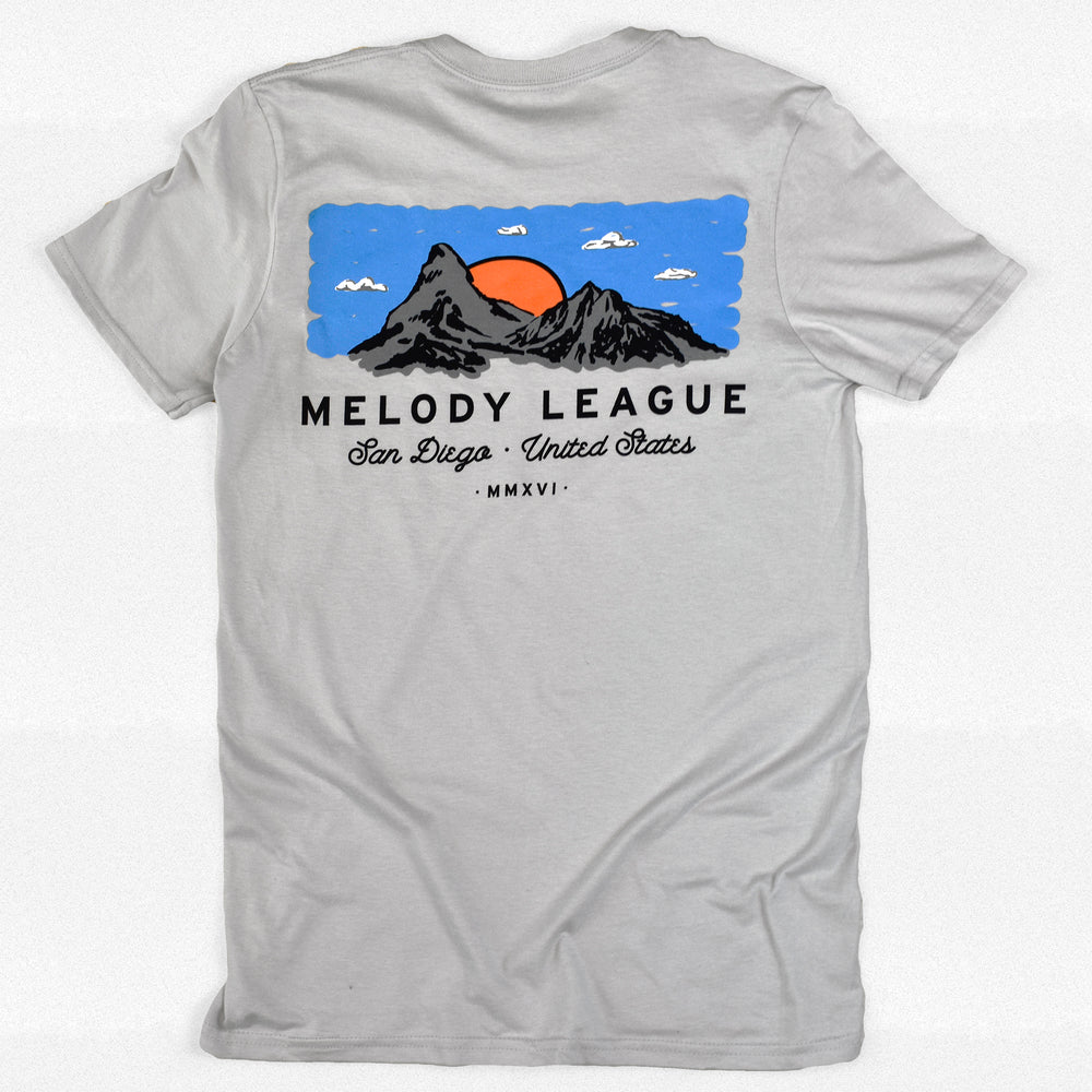 Melody League Summit T Gray