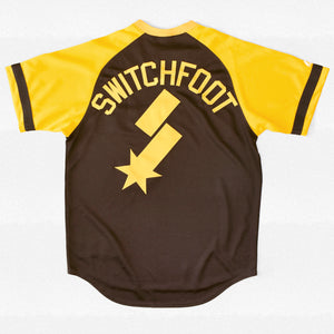 quality design 8d0bf accdf SF Collectors Padres Jersey – SWITCHFOOT MERCH