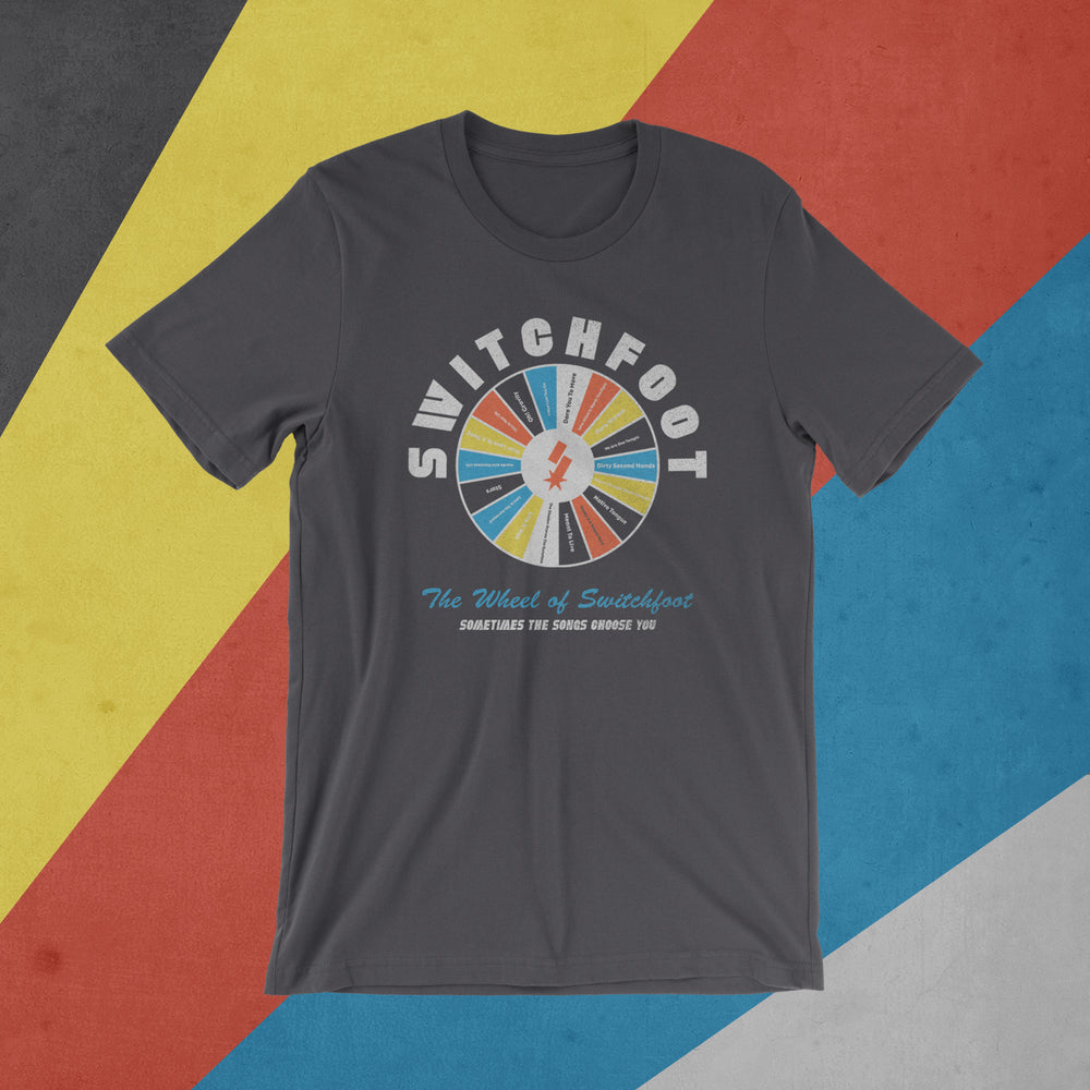 Wheel Of Switchfoot Tee
