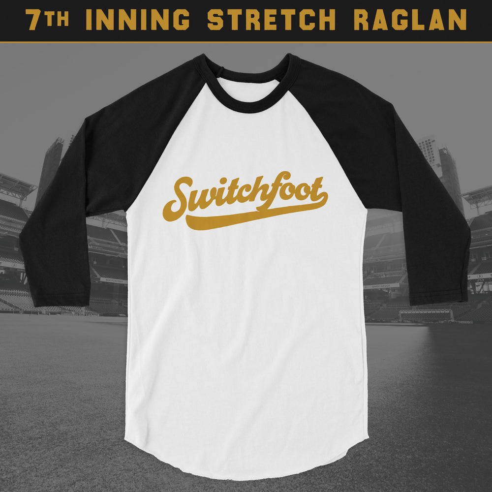 7th Inning Stretch Raglan