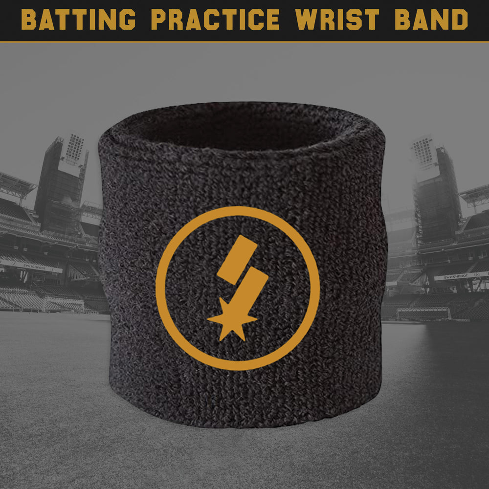 Batting Practice Wrist Band
