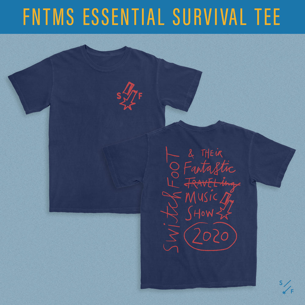FNTMS Essential Survival Tee