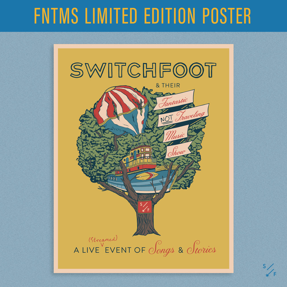 FNTMS Limited Edition Poster