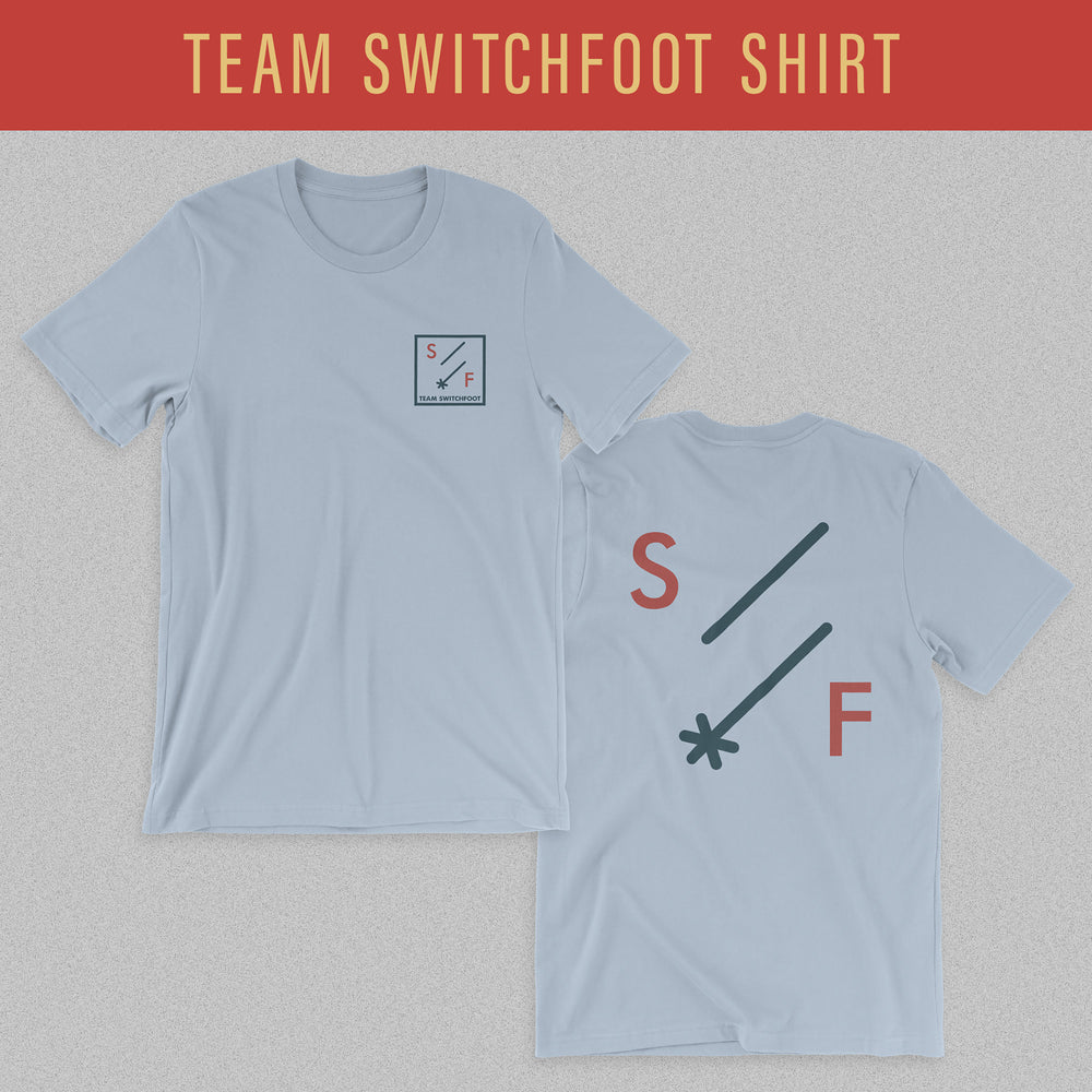 Team Switchfoot Tee