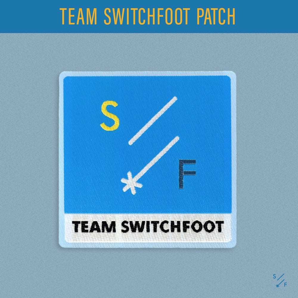Team Switchfoot Patch