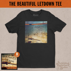 The Beautiful Letdown Throwback Shirt