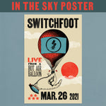 In the sky show poster