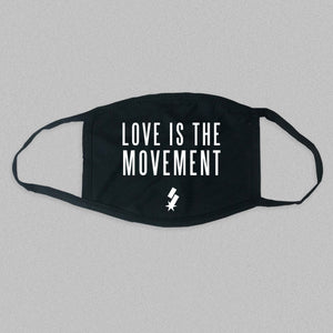 Love Is The Movement Mask