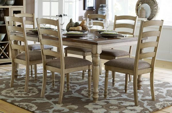 7  Pcs Dining Set ...