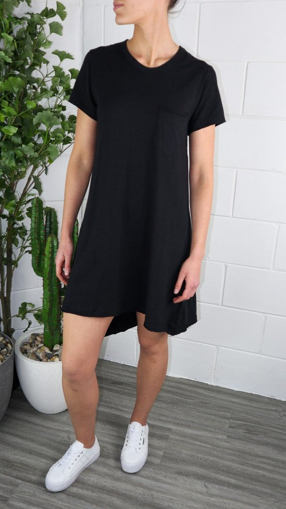 3rd Story Ivy Dress - Black