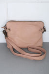 Blush - Forbes Leather Crossbody Bag