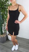 Garna Dress Black