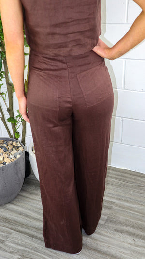 Chocolate Pants