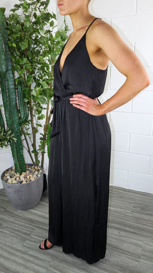 Lilly Jumpsuit - Black