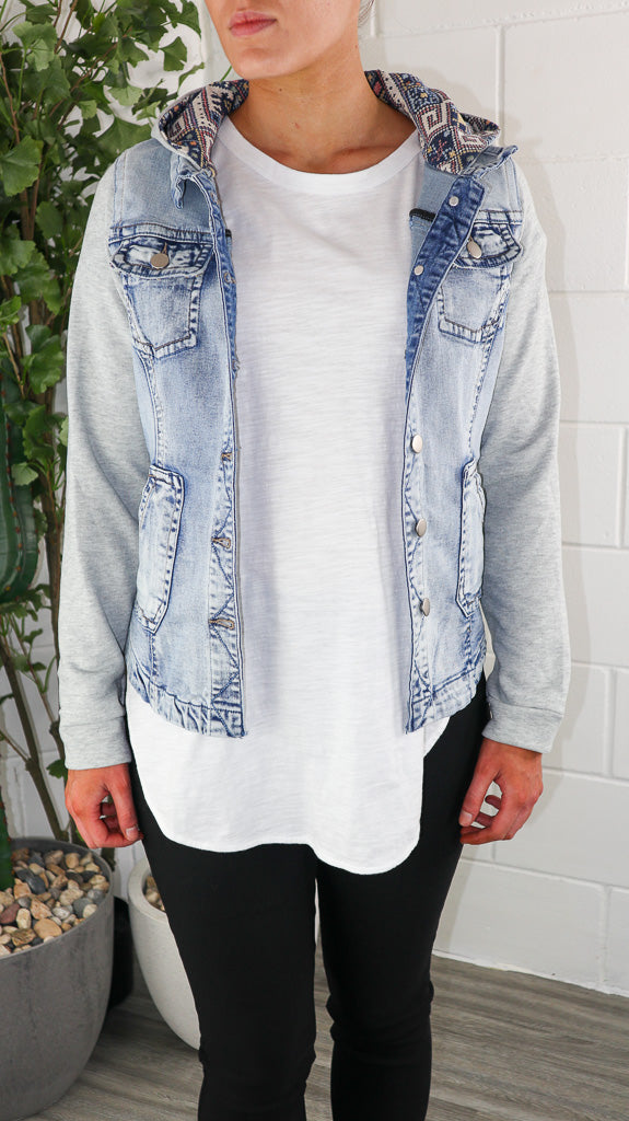 Hamtons Denim Jacket